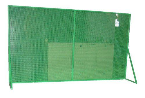 экран для верстака перфорированный, экран к верстаку, защитные экраны слесарных верстаков