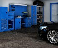 Металлическая мебель в гараж