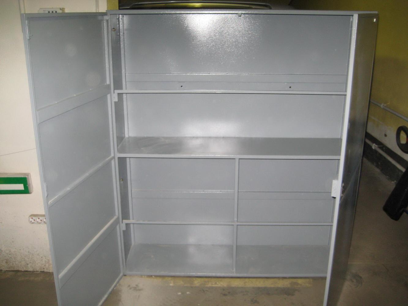 Шкаф для хранения шин шдш 5 мебсталь.
